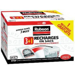 3 RECHARGES ABSOR.HUMIDITE
