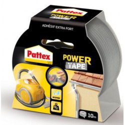 RL POWER TAPE GRIS 10MX 50MM