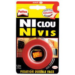 R1.5M D/FACE NICLO0 NIVIS 19MM