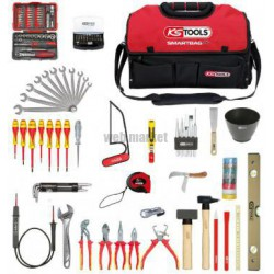 SACOCHE 137 OUTILS ISOLE 1000V