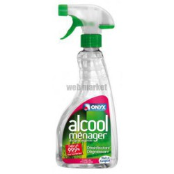 500ML ALCOOL MENAGER FRAMBOISE