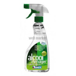 500ML ALCOOL MENAGER POMME VER