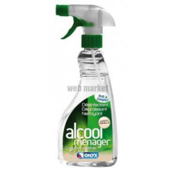 500ML ALCOOL MENAGER VANILLE