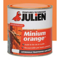 0L25 MINIUM ORANGE JULIEN