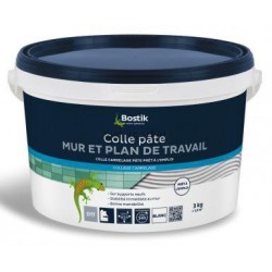 3KG COLLE CARRELAGE PATE