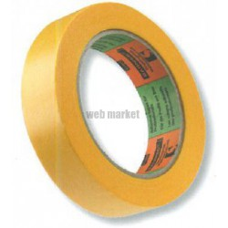 RL MASQUAGE JAUNE 9100WP 25MM