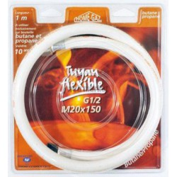 FLEXIBLE BERGAZ GPL 1M00 10ANS