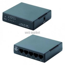 SWITCH ETHERNET 5PORT 10/100