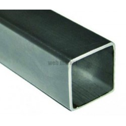 6ML TUBE CAR 50X50X2 INOX 316L