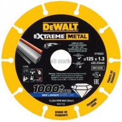 DISQ.EXTREME METAL 125 DT40252